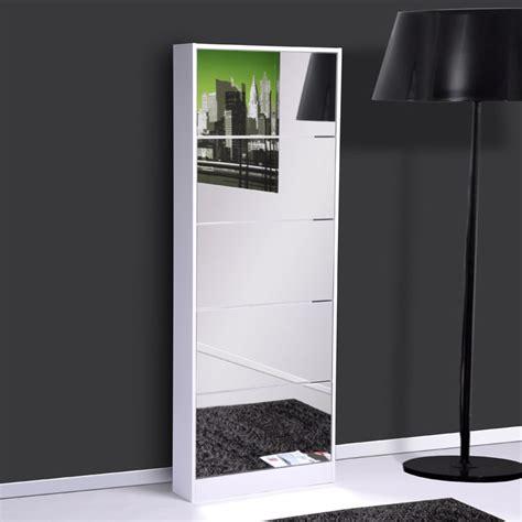 Formidable Mobilier Salle De Bain Pas Cher #5: mobilier-maison-meuble-chaussures-miroir-7.jpg