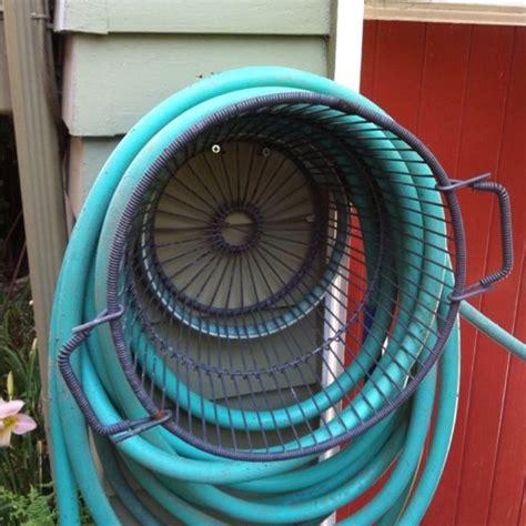 Garden Hose Storage Ideas Pin By Vicki Culpepper On Gardening Pinterest