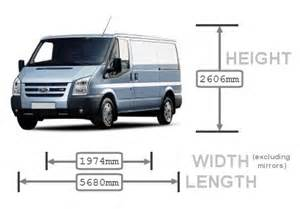 hire a transit swb in surrey hshire and kent