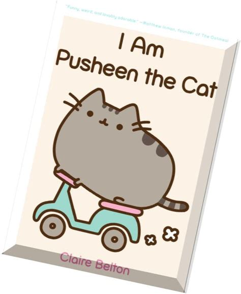 i am pusheen the cat i am pusheen the cat by belton pdf magazine