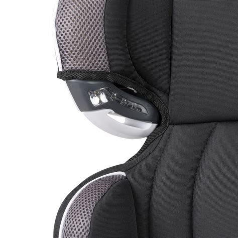 evenflo car seat with lights amazon com evenflo big kid lx high back booster car seat