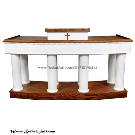 Bj Putih mimbar gereja cat putih duco bj 006 berkah jati