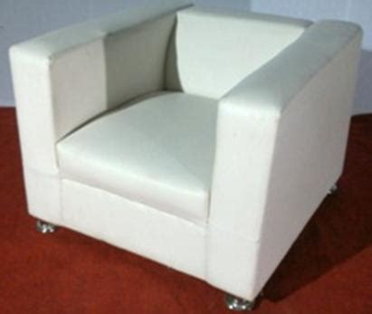 white single sofa nikhiraj exhibits rental service