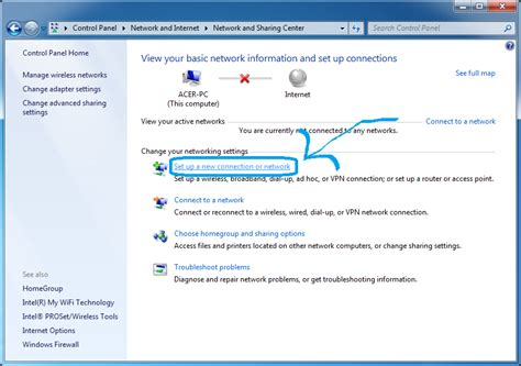 cara membuat jaringan wifi pada laptop windows 8 cara membuat jaringan wifi ad hoc di windows 7 abang network