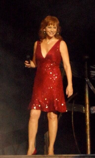 Reba mcentire red dress pictures   Dress on sale