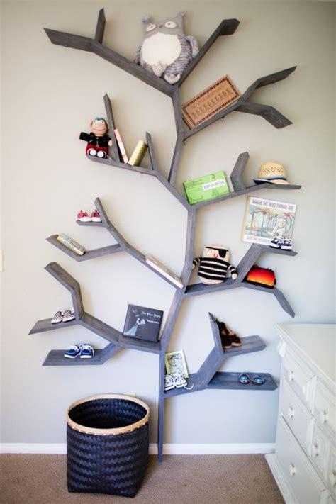 best 25 tree bookshelf ideas on
