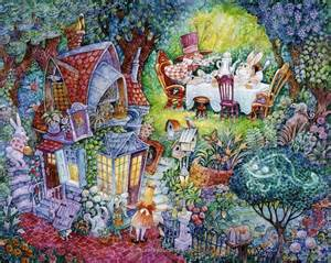Alice In Wonderland Wall Murals alice in wonderland wall mural studio inspirations pinterest