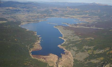 boating lakes in colorado lake granby colorado fishing cing boating alltrips