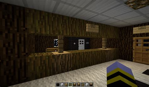 Minecraft Office Interior by Minecraft Titanic Interiors Enquiry Office By