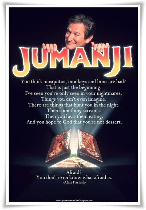 jumanji movie lines jumanji quotes quotesgram