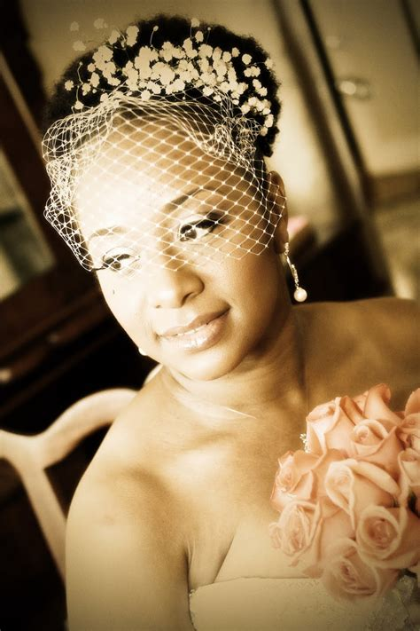 Wedding Hair For Naturals by Naturalistas Wedding Hairstyles