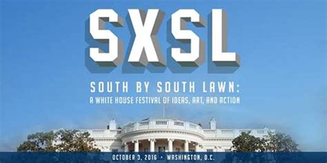 what they re saying south by south lawn whitehouse gov