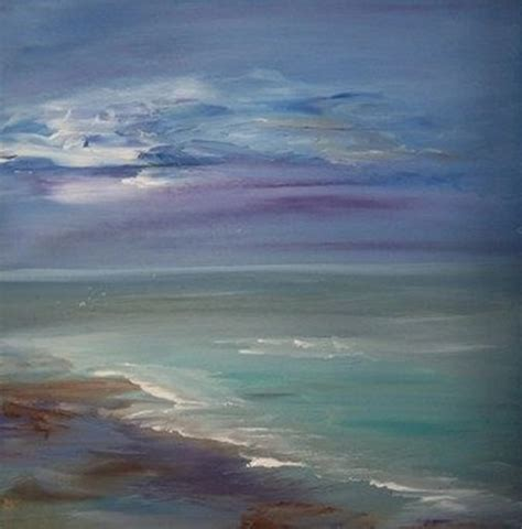 Home Decor Oakville by Original Acrylic Seascape Painting By Sheri Wilson Hall