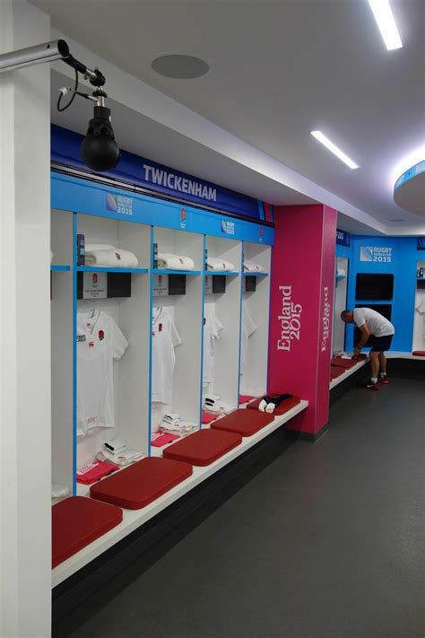 Changing Room Live by Live From Rugby World Cup Itv Img And Contractors