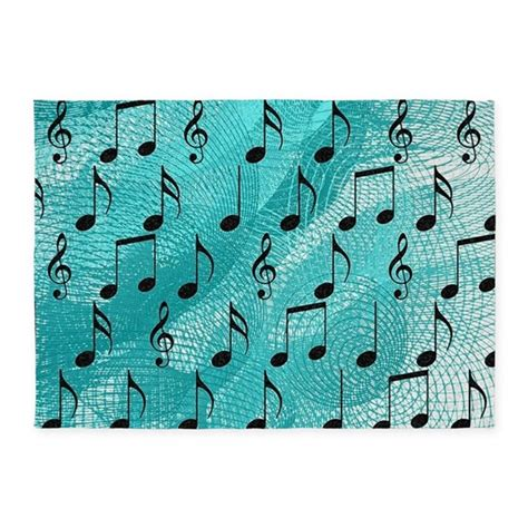 note rug notes 5 x7 area rug by admin cp73261161