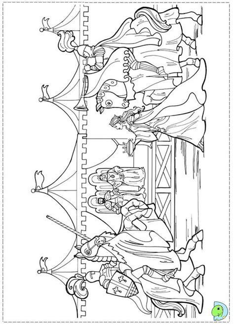 princess leonora coloring page dinokids org