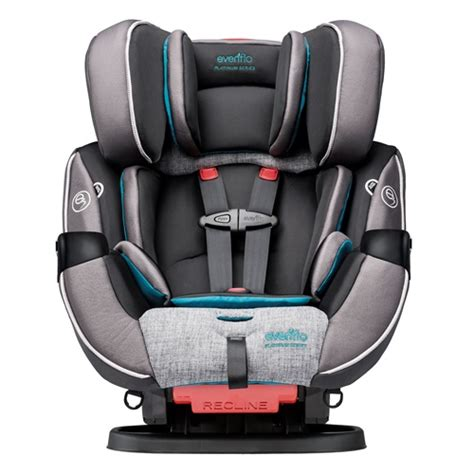 evenflow car seats evenflo introduces the platinum protection series car seats