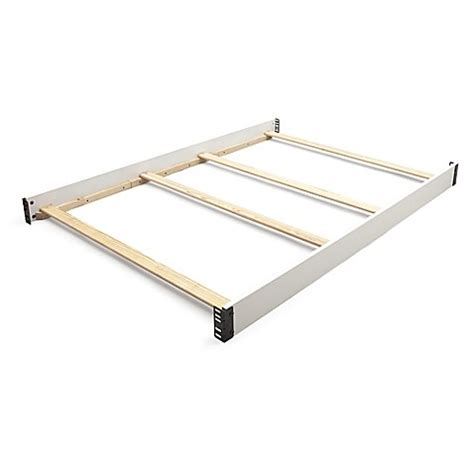 bed rails full size conversion rails gt delta children full size bed rails in