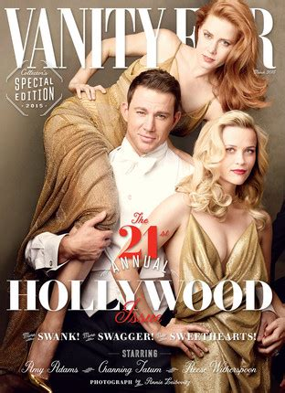 Vanity Fair Issue by Vanity Fair Issue 2015 Vinsh