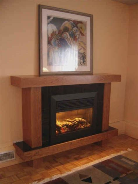 1000 ideas about modern fireplace mantels on