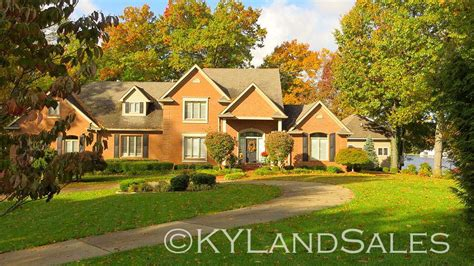 houses for sale in kentucky lake house for sale lake front property ky homes and land for sale kentucky