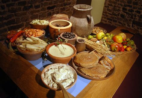 ancient roman cuisine rome across europe