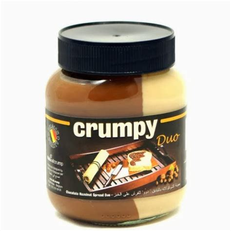 Crumpy Duo Hazelnut Spread pen pruese