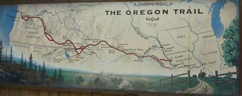 oregon trail  day package