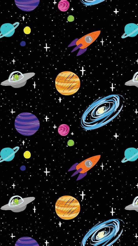 space tumblr illustration art wallpaper space