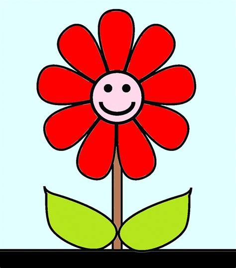 dibujos infantiles a color flores infantiles a color dibujos para colorear