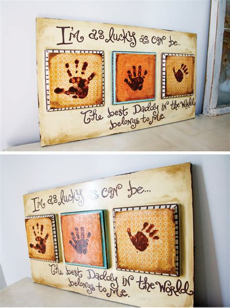 Handmade Fathers Day Gifts - handmade s day gift crafts