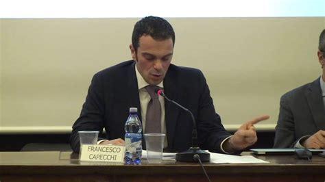 ufficio affari esteri francesco capecchi capo ufficio x della dgcs ministero