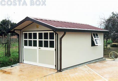 in prefabbricato ojeh net garage legno prefabbricati