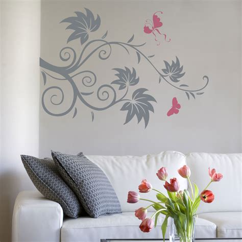 branches wall stickers cheap decorative tile stickers buy quality sticker