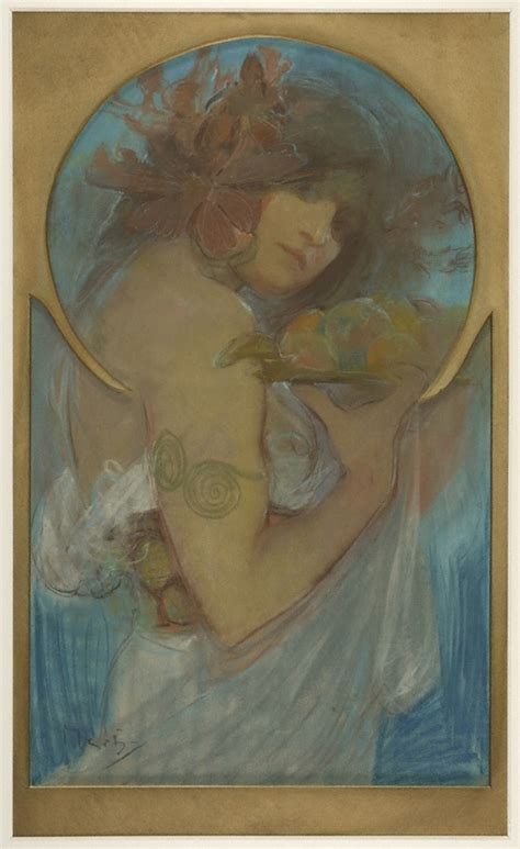 Drawing Or Painting by Drawings By Contemporaries Of Gustav Klimt In W104 The
