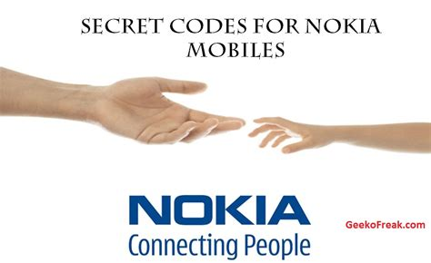 secret hints all nokia secret codes computer freaks