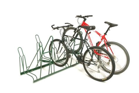 Angled Bike Rack by Rack Information