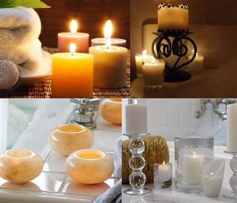 candles bathroom must have items for your bathroom