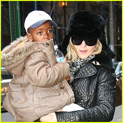 Adopt An Orphan Just Like Madonna by Madonna To Malawi For Adoption Madonna Just Jared