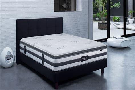 prix matelas simmons beautyrest beautyrest black 800 215 535 luxury bed