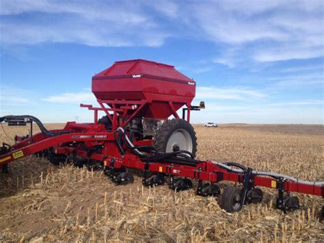 st 8 strip till granular fertilizer applicator salford group