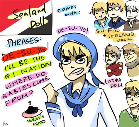 hetalia x doll reader sealand doll by randomsplashes on deviantart