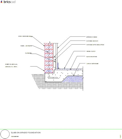 Send Resume To Jobs by Slab On Grade Foundation Aia Cad Details Zipped Into