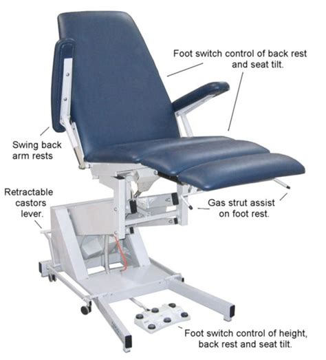 Podiatry Chair by Quot Abco Quot Podiatry Chair P55 Details