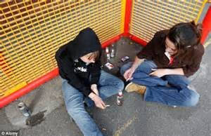 Yobbish behaviour is getting worse say eight in ten britons figures