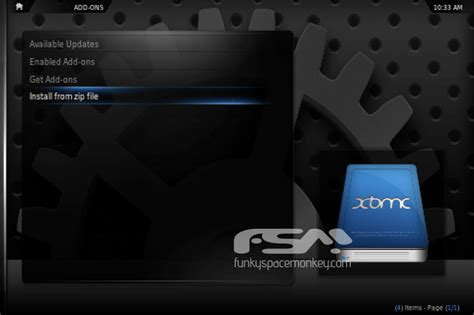 tutorial xbmc iphone how to install xbmc plugins on your iphone and ipad