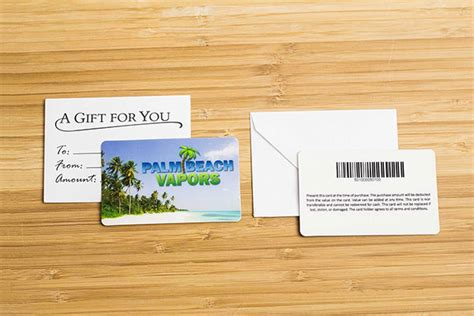 Gift Card Backers - how to accessorize your gift card program with gift card holders