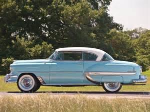 1954 chevrolet bel air sport coupe c 2454 1037d 12 1953 54