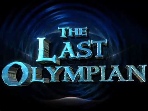 Percy Jackson And The Olympians 5 The Last Olympian Rick Riordan the last olympian quotes quotesgram