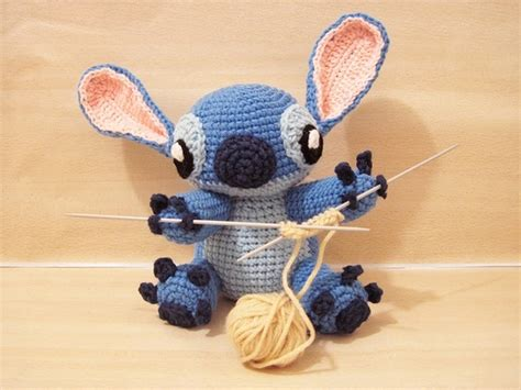 amigurumi stitch pattern ravelry amigurumi stitch from lilo and stitch pattern by
